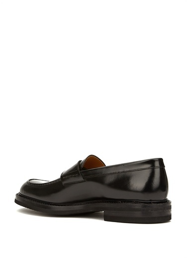 Green George Ayakkabı Siyah